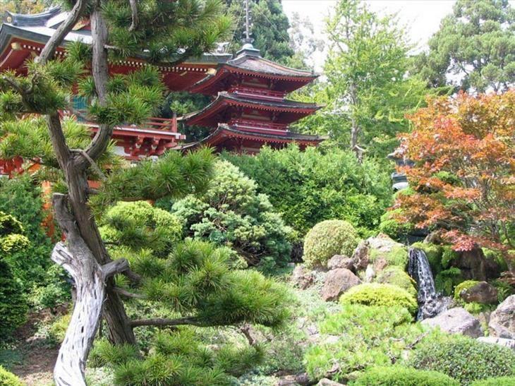 M s de 25 ideas incre bles sobre jardines japoneses en for Jardines okayama