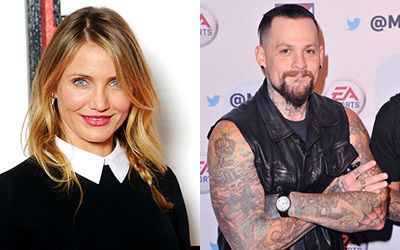 1. Well, that didn't take long. After dating for only seven months and getting engaged a week before Christmas, Cameron Diaz and musician Benji Madden (remember Good Charlotte?) are married. The pair...