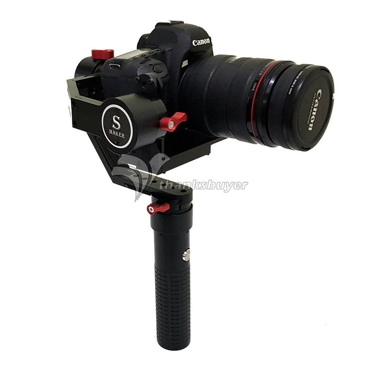 511.32$  Watch now - http://ali0xj.worldwells.pw/go.php?t=32661311818 - SMG EXT VS DS1 DLSR Single Hnadheld Gyro 3-Axis Gimbal Electronic PTZ Stabilizer for 6D A7S 5D DV FPV 511.32$