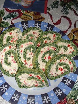 Prajituri de casa si alte bunatati !!! Homemade cookies & cakes,yamiii!!!: Rulada cu spanac