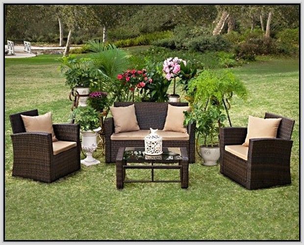 Cheap Wicker Furniture Sets