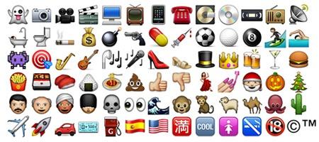 El significado de los iconos emoji    Los iconos de WhatsApp en detalle, te sorprenderás!!     estudiolacafeteria.com