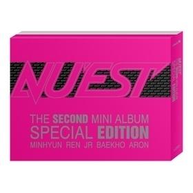 [NU`EST] Mini Album Vol.2 Special Edition(CD+Making DVD+200p Special Photobook)  $36.99