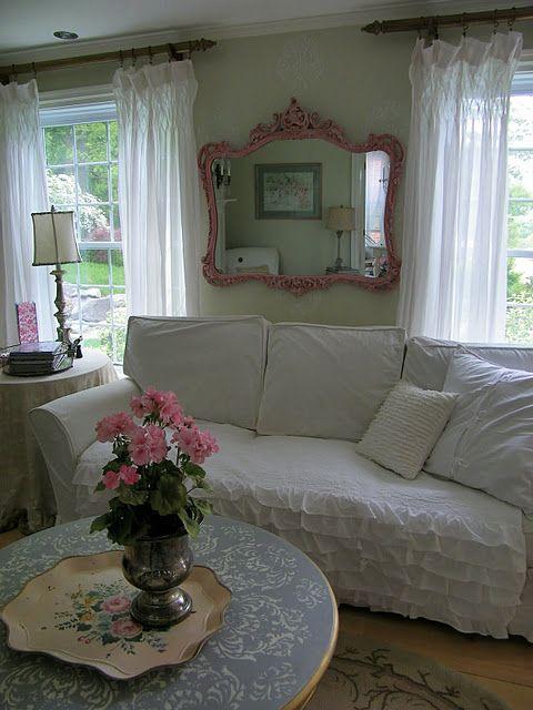Shabby Chic Living Room Part 86