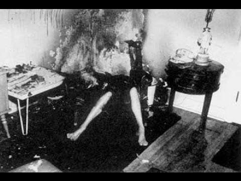 Combustion Espontanea Humana-Muertes Inexplicables