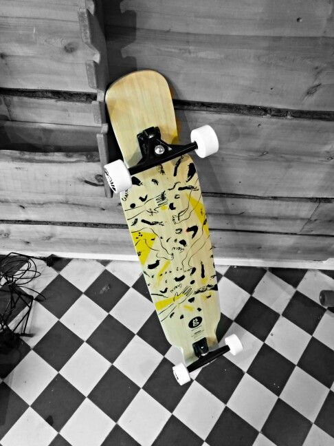 Goat Longboards - The Uzume dancer Kahalani Cast Trucks Deville Salty Balls 70mm 80a #goatlongboards #longboards #longboarding #longboarddancer