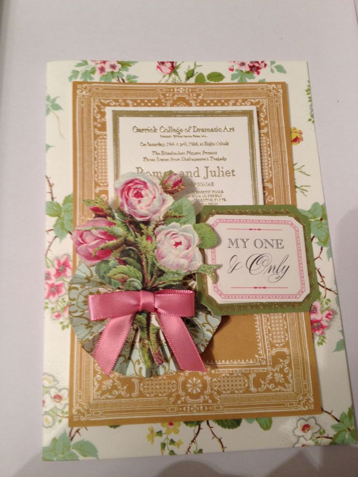 286 Best Anna Griffin Cards 4 Images On Pinterest