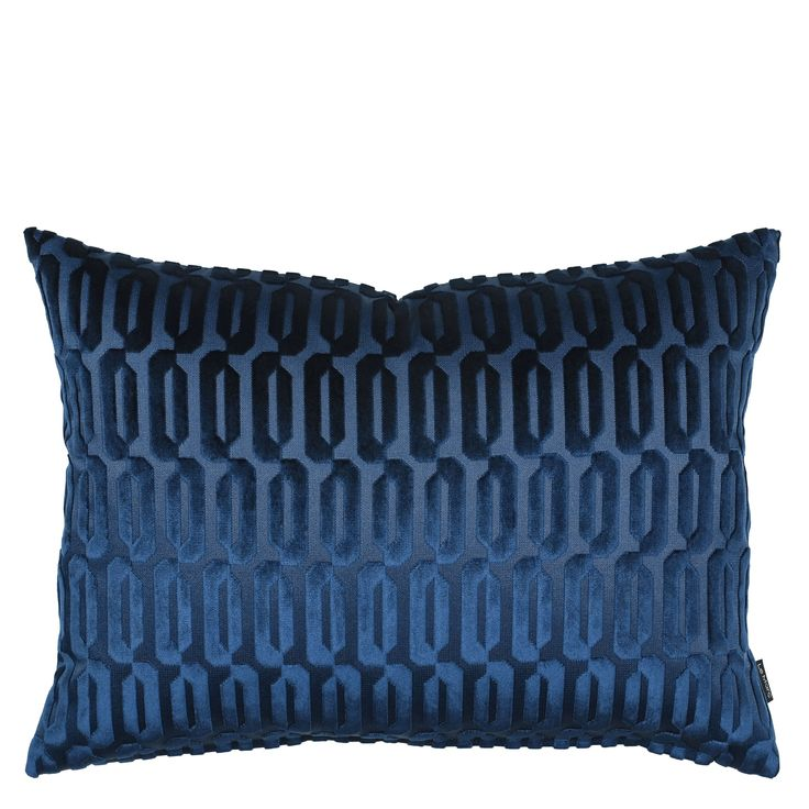 Beautiful modernist 1950's architecture. Clean lines, simple, functional, and desirable. Our Palm Springs cushions encompass all that this forward thinking movement offers.  Size:  55cm x 40cm Insert:  100% premium feather Hidden zipper Front:  velvet Back:  chintz