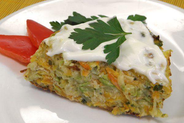 Vegetable Kugel Recipe