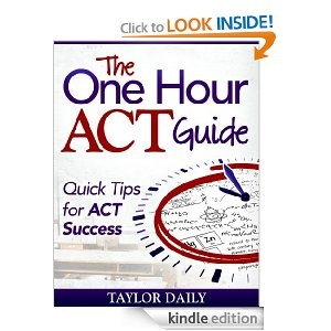 Best ACT Books 2019 - 2020 - MBA Crystal Ball