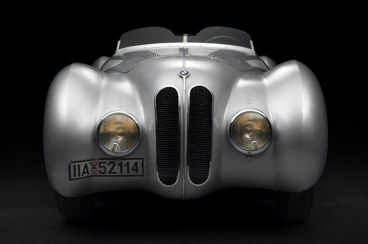 F&O Fabforgottennobility - asaucerfulofwheels: 1937 BMW 328 Mille Miglia...