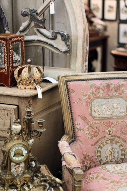 French antique finds from French By Design
