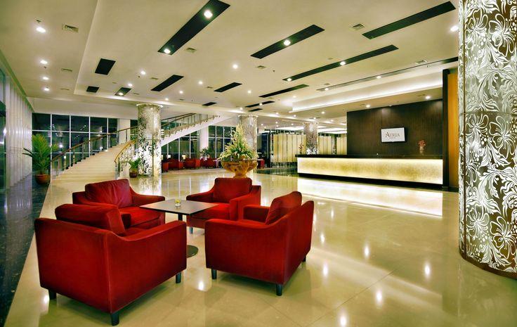 Lobby #atriamagelang #atriahotels #managedbyparador #paradorhotels #magelang #borobudur #indonesia