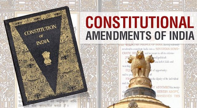 """Constitutional Amendments Acts India Shorts Notes PDF Download   Hello Aspirants, Today We are sharing a e-pdf book """" All Constituti..."""