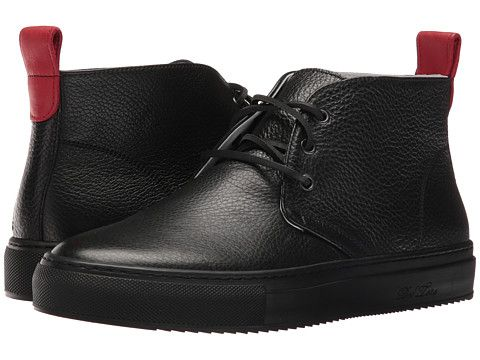 DEL TORO Bottelato Leather Chukka Sneaker. #deltoro #shoes #sneakers & athletic shoes