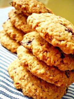 Fahéjas Pâté: Mandulás-étcsokis zabpelyhes keksz