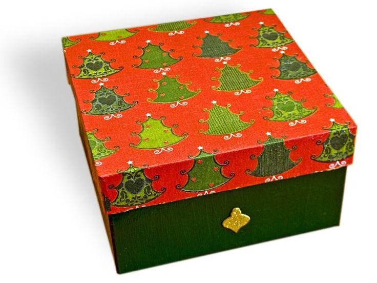 "Gift box ""Christmas three"" (31 LEI la pia792001.breslo.ro)"