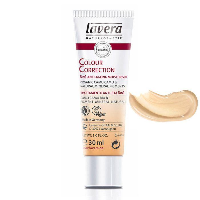 Lavera 8 in 1 CC Cream - foundation