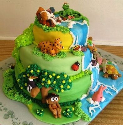 223 best Cakes Kids images on Pinterest Cake kids 1st