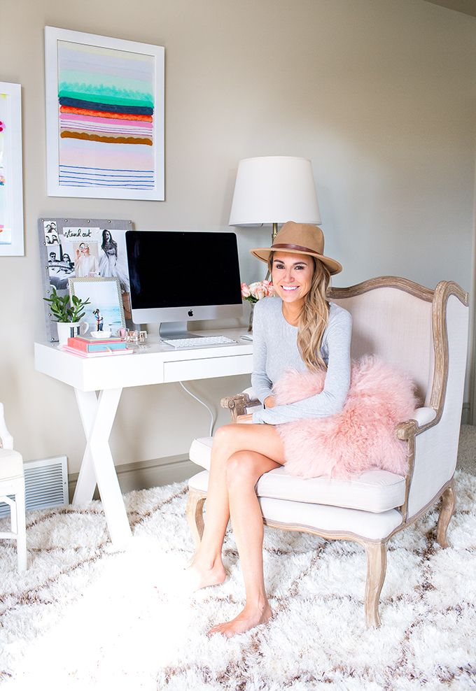 Home Office Makeover | Hello Fashion