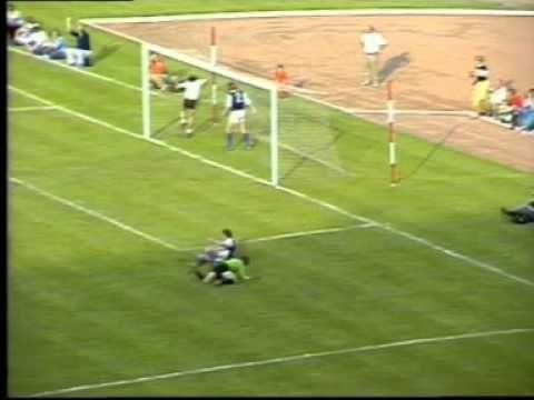 Pokalendspiel 1974  HSV - E.Frankfurt 1:3
