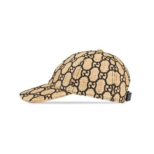 b3f679a56d GG wide brim hat with snakeskin ในปี 2019 | gucci