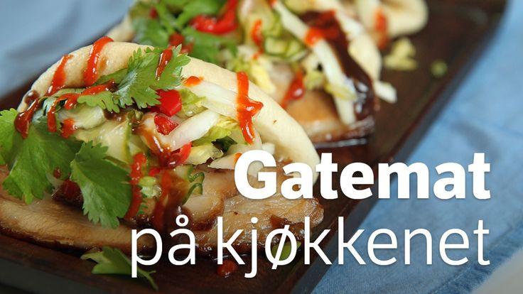 15 oppskrifter på street food – gatemat - NRK Mat – Oppskrifter og inspirasjon