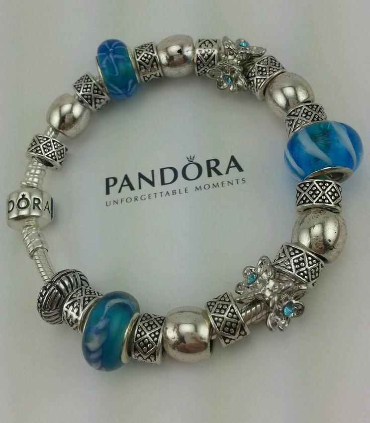 35 best pandora starter bracelets images on pinterest. Black Bedroom Furniture Sets. Home Design Ideas