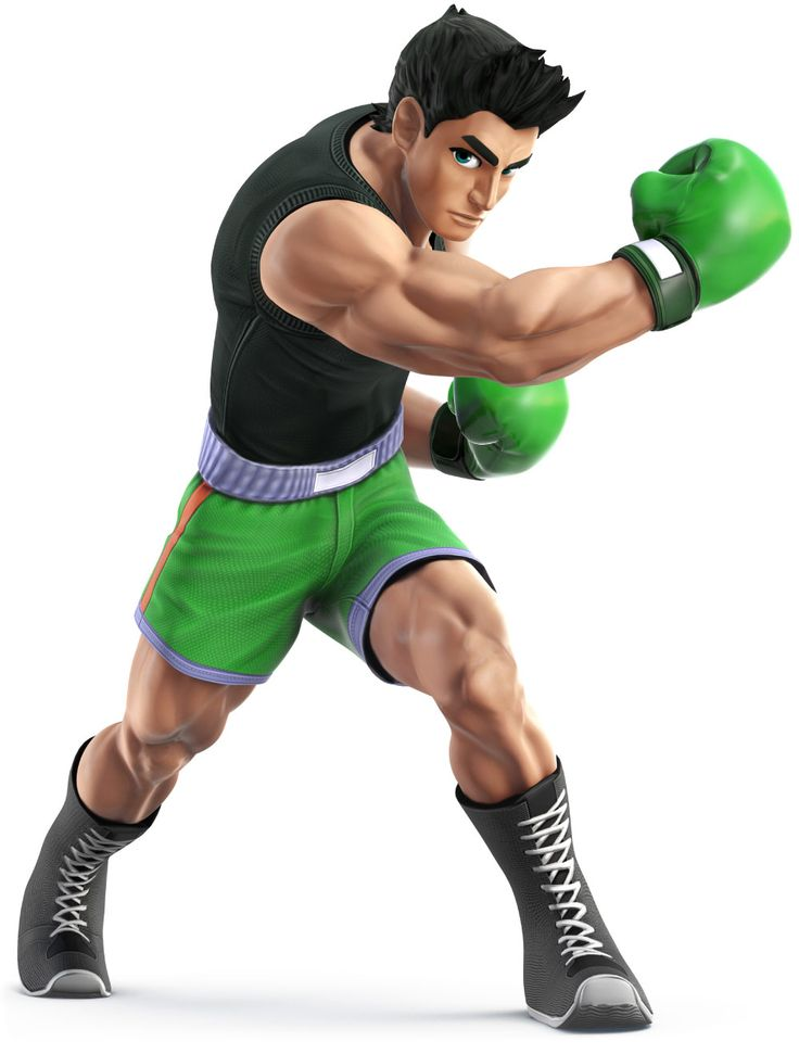 Little Mac - Characters & Art - Super Smash Bros. for 3DS and Wii U
