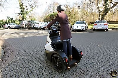 White Segway SE-3 Patroller 3 wheel scooter $12999 fast t3 fathers day gift