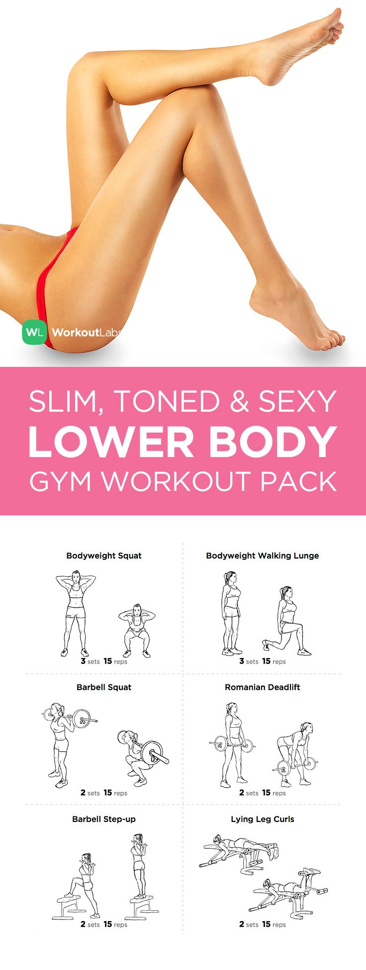 Slim, Toned and Sexy Lower Body Workout Pack for Women – visit https://WorkoutLabs.com/workout-packs/slim-toned-and-sexy-lower-body-workout-pack-for-women/ to download!