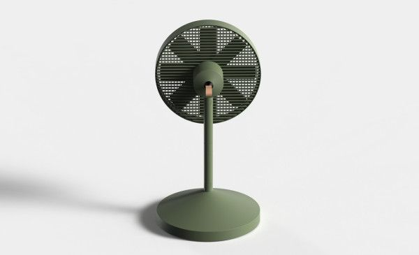 Conbox electric fan by JiyounKim Studio