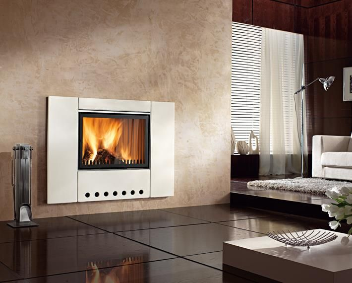 Piazzetta's MC 70/51 with Vision Surround. Visit www.calore.co.za to see more of these beautiful fireplaces. Calore Fireplaces are proud importers of Piazzetta Fireplaces from Italy.