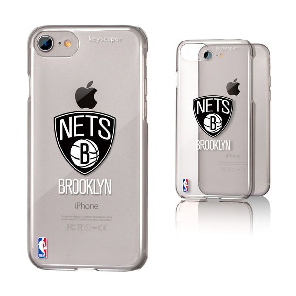 Brooklyn Nets iPhone 7 Clear Case - $24.99