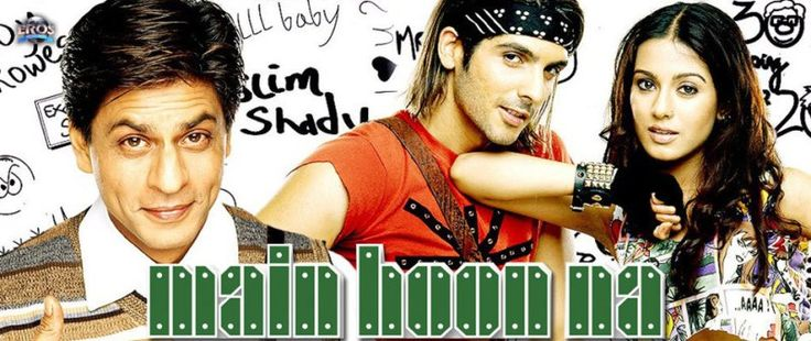 Main Hoon Nais a 2004 Indian film co-written and directed byFarah Khanin her directorial debut. starring shah rukh khan.