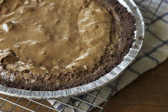 Pi Day Recipe: Chocolate Chess Pie