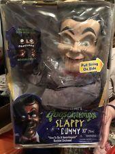 RARE New SLAPPY (GOOSEBUMPS) HAUNTING EYES  Ventriloquist Dummy Doll Puppet