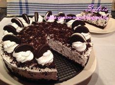 Sylvia Gasztro Angyal: Oreo torta