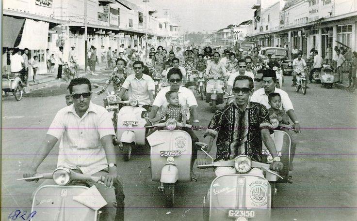 Jl Hayam Wuruk tempo dulu