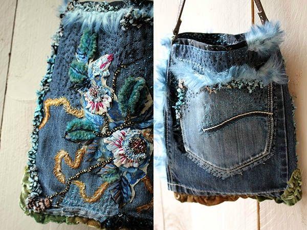 Opération Sac Jeans ! - facilecécile