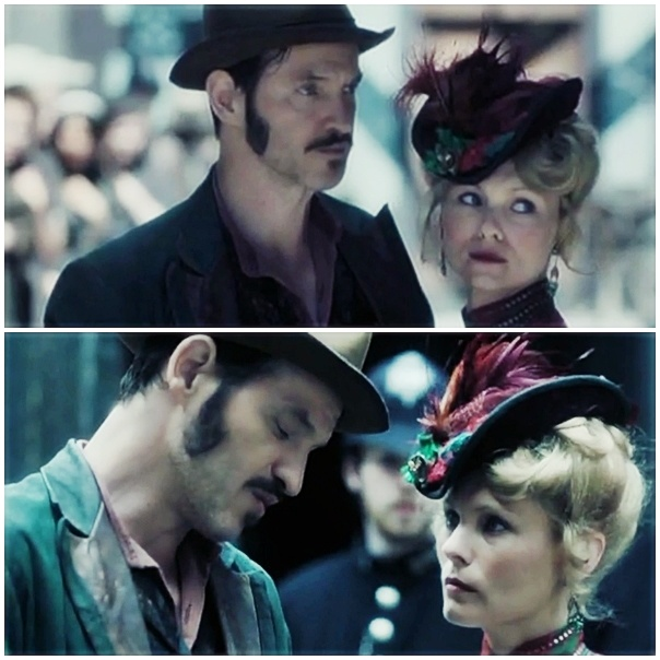 Captain Jackson & Long Susan, Ripper Street | Tumblr