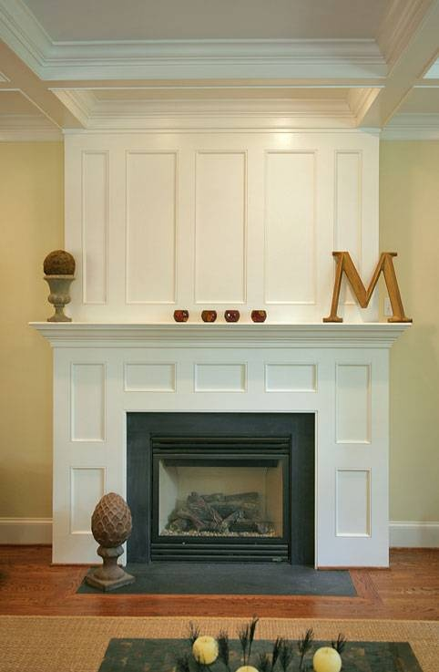 237 best Fireplace Surrounds images on Pinterest Fireplace