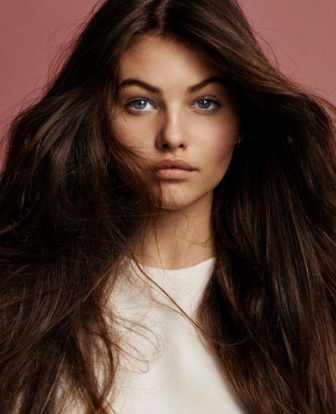 New Thylane Blondeau, désignée la plus belle petite fille du monde, ressemble aujourd'hui à ça