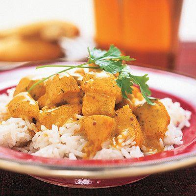 Kerala curry-kyckling