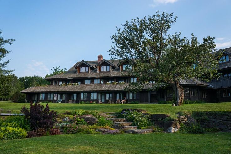 The Von Trapp Family Lodge – A Touch of the Alps in Stowe, VT