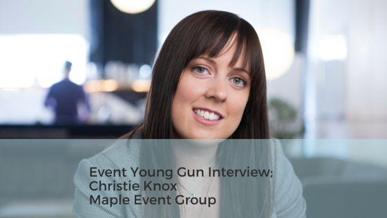 Max Capacity love interviewing events industry and hospitality industry experts. This month we speak to Christie Knox from Maple Event Group to find out about her exciting career in the events industry. #hospitality #hospitalityconsulting #eventguru