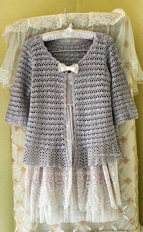 Háčkování pletení řemesla: háčkování oblečení