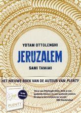 Jeruzalem, Na Plenty en Ottolenghi Het kookboek het derde kookboek van bestsellerauteur Yotam Ottolenghi.  120 toegankelijke recepten vol verrassende smaken.       http://www.bruna.nl/boeken/jeruzalem-9789059564664