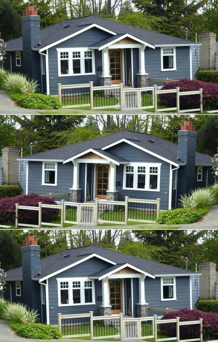 Best Exterior Paint Colors For Small Houses Small House Exterior Colors Small House Exterior Paint House Paint Exterior
