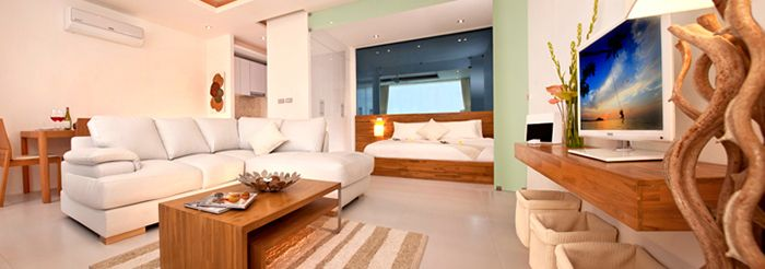Luxury Accommodation Koh Samui | Boutique Hotels Koh Samui | Apartments in Bangrak